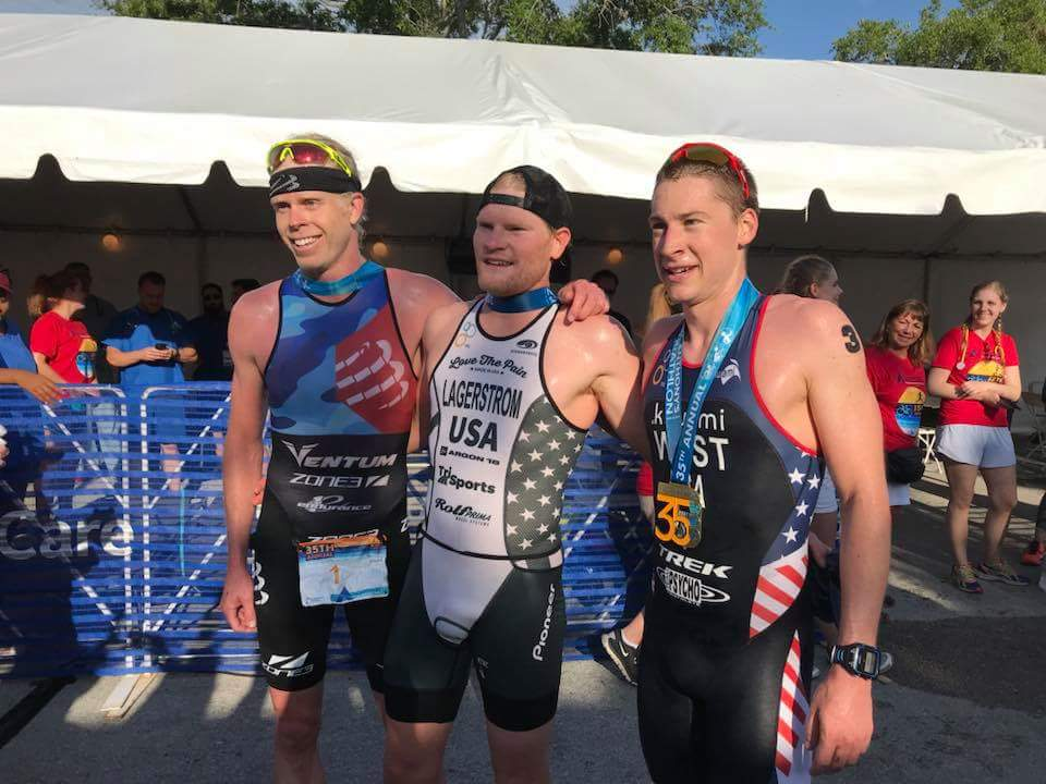 Saint Anthony's Triathlon