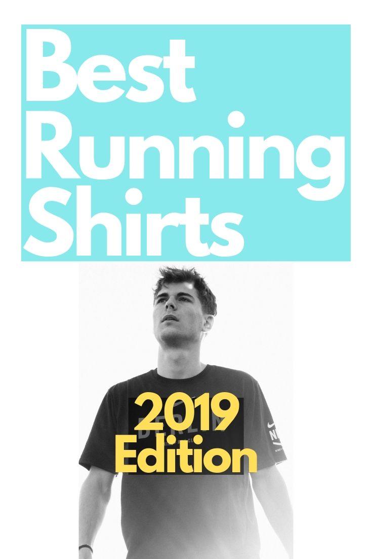 Running Shirts 2019 Edition
