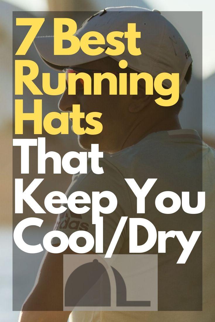 Running Hats - Man Standing