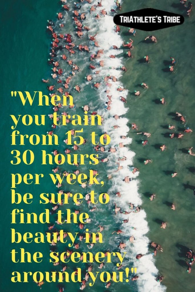 Triathlon - Find the Beauty