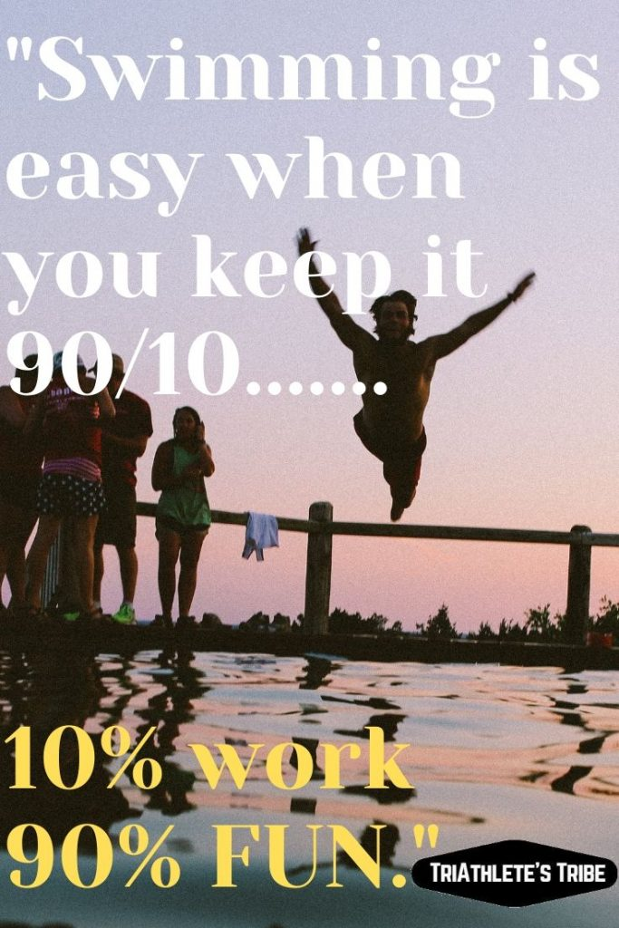 Swimming Quotes - Keep it Fun!