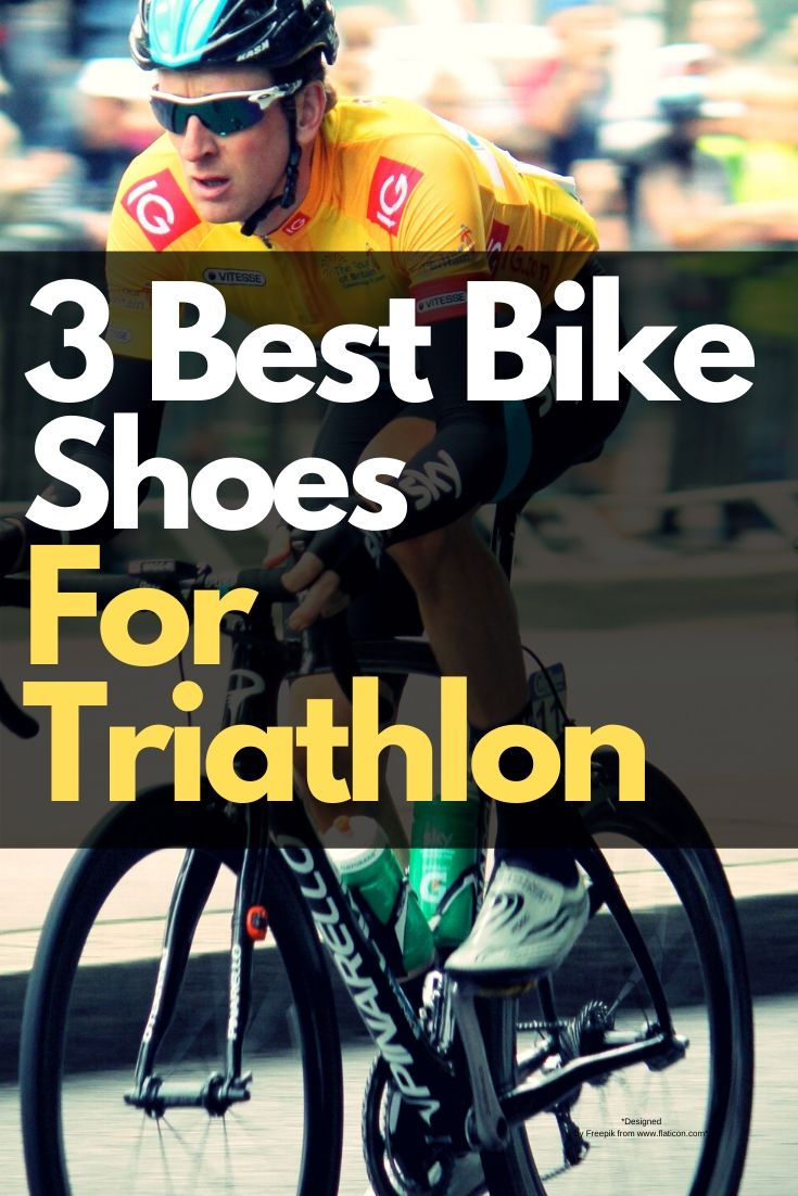 Triathlon Bike Shoes