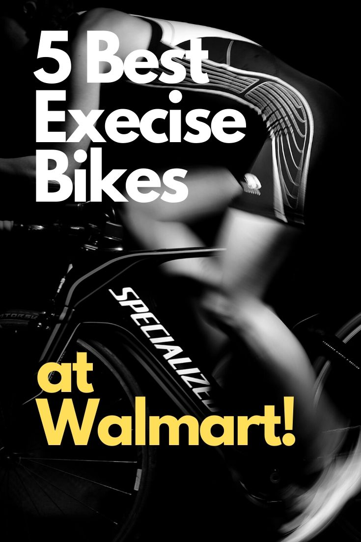 5 Best Exercise Bikes at Walmart