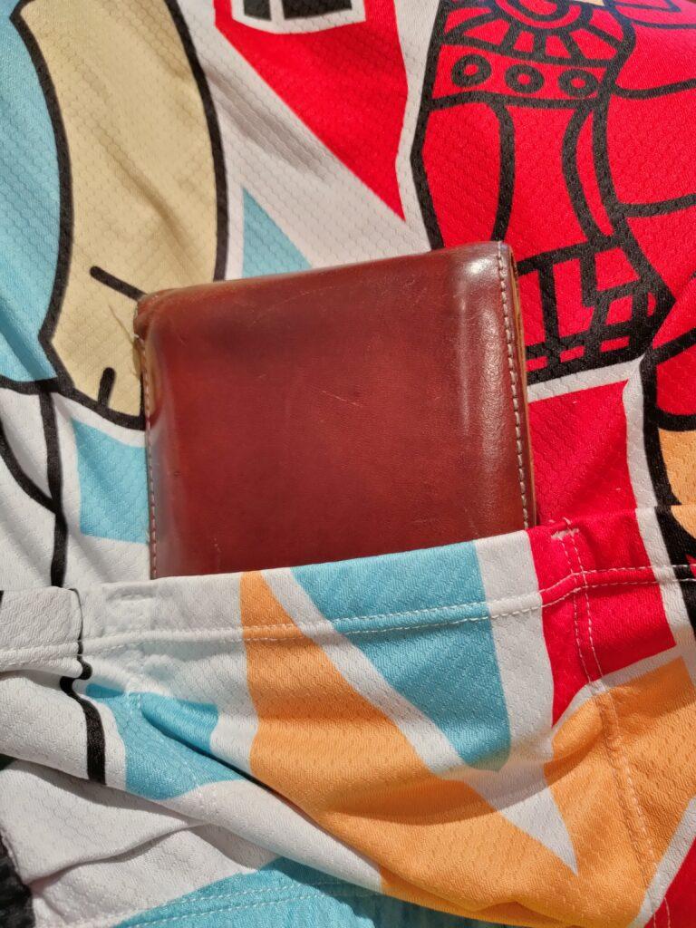 Bike Jersey Pocket